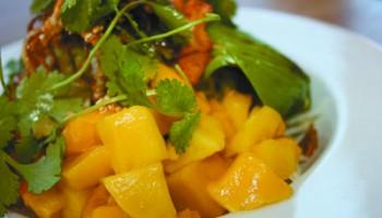 Sesame-Jicama-Salad