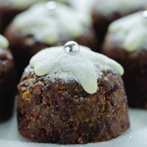 Teresa Cutter's Healthy Christmas Puddings