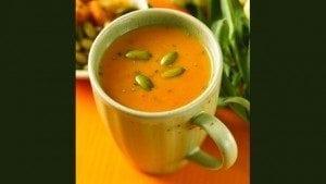 Pumpkin Sage Soup