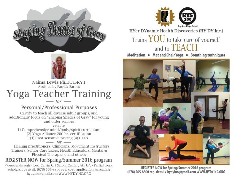 Weekend Yoga Teacher Training Program Starts May 14th Natural