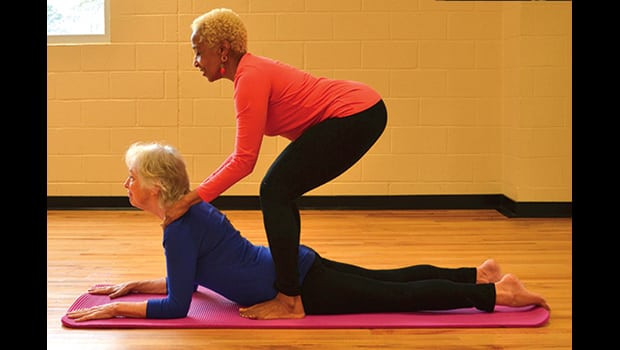 Yoga Teacher Training Starts May 14