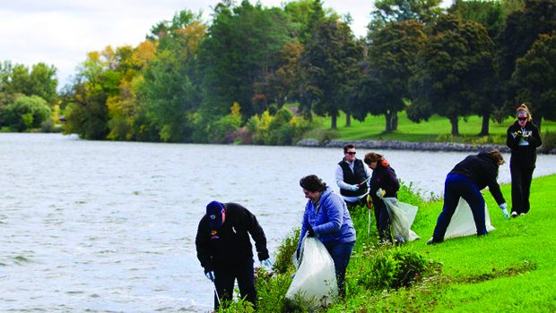 Hackensack Riverkeepers Volunteer Cleanup
