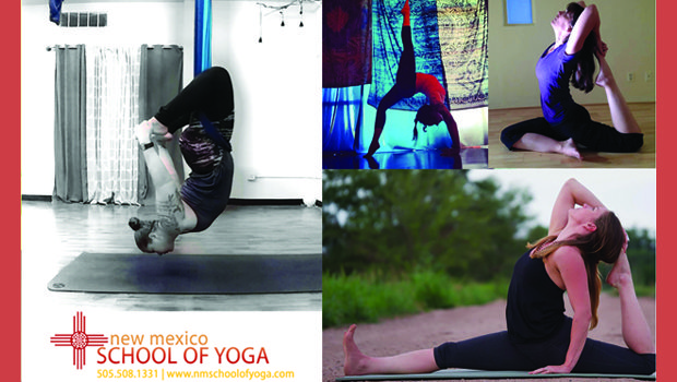 Yoga Teachers and Styles Abound in New Mexico