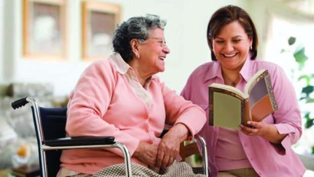 November is National Caregivers' Month