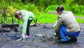 Hackensack Riverkeepers Volunteer Cleanup