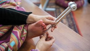 Tuning Forks An Adjunct to Pressure Point Therapy - Natural Awakenings
