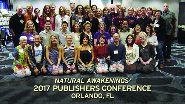 Publishers Attend Orlando Conference - Natural Awakenings | Central NJ
