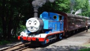 Ride on Thomas the Tank