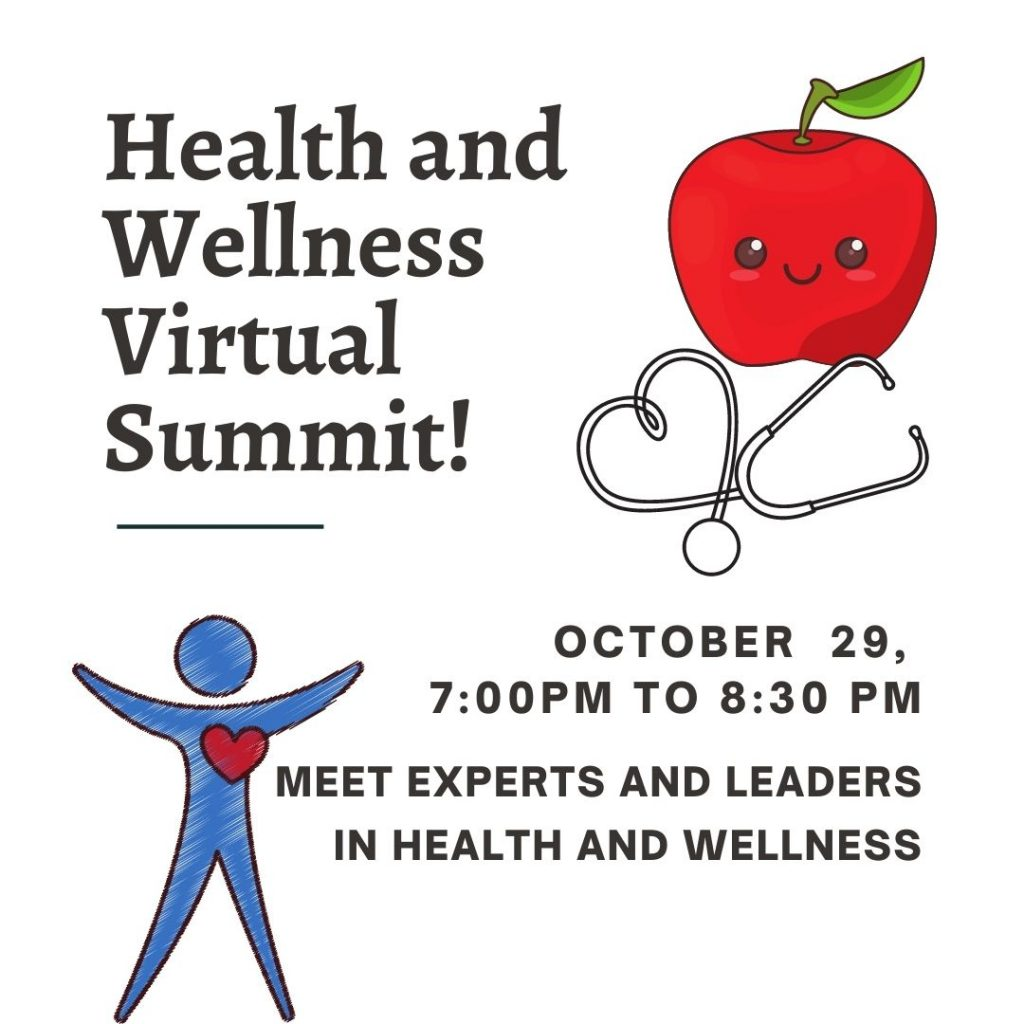 Health and Wellness Virtual summit