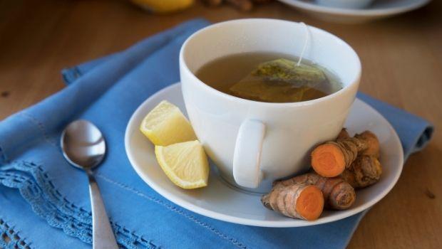 Green Tea Extract and Curcumin