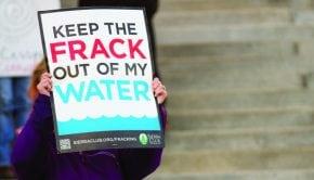 Fracking Water