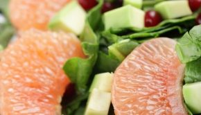 Spinach and Grapefruit