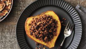 Lentil-Raisin-Pecan-Acorn-Squash