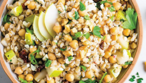 barley-salad